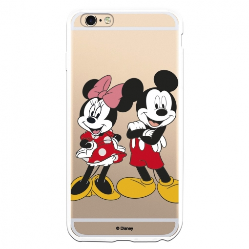 funda iphone 6 mickey y minnie