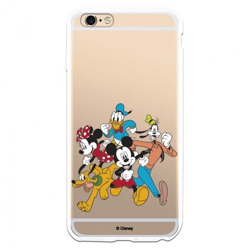 Funda para iPhone 6S Plus y iPhone 6 Plus Oficial de Disney Mickey
