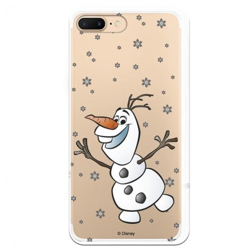 Funda para iPhone 7 Plus y iPhone 8 Plus Oficial de Disney Elsa