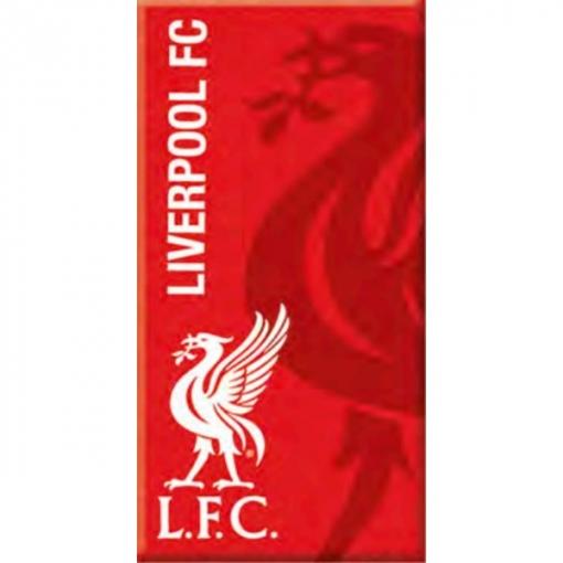 854aa2b0ee Toalla Playa Oficial Liverpool Footbal Club 140x70 Cms