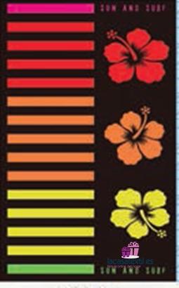 Toalla Playa 411 C Seleccion 95x175 Single
