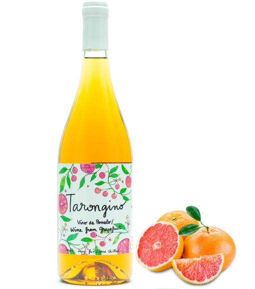 Botella vino de pomelo Tarongino 75cl
