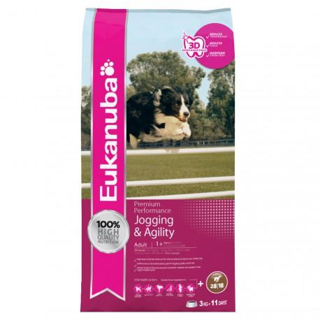 Eukanuba Jogging & Agility - Saco De 15 Kg