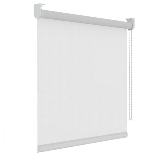 Decosol Persiana Enrollable Translúcida Blanca 120x190cm
