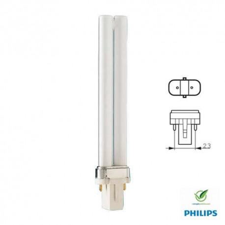Bombilla De Bajo Consumo Pl-s 2p 11w 840 Philips Master 261090
