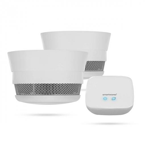 Smartwares Set Detector De Humo Homewizard Sh8-99101