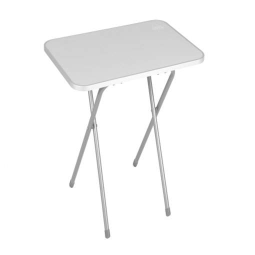 Camp gear mesa plegable de camping acero gris 1405060 for Mesas de camping plegables carrefour