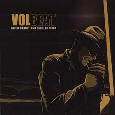 Cd. Volbeat. Guitar Gangsters And Cadillac Blood