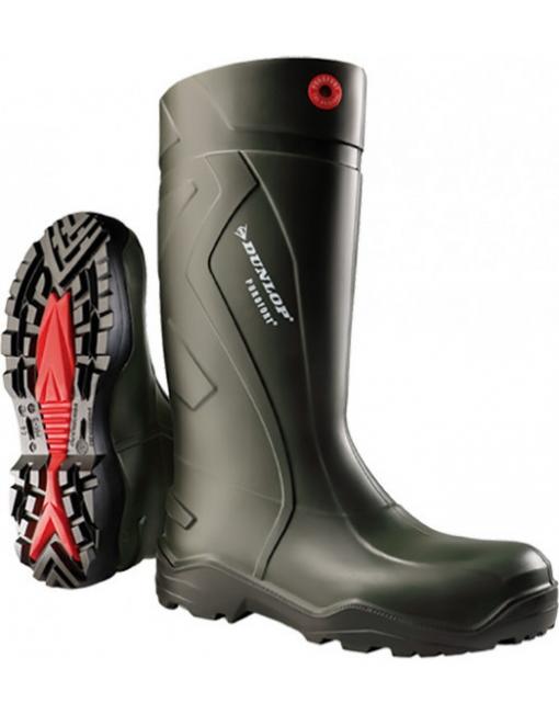 Bota C/alta Purofort+s5 C762933 T-45 Vde - Dunlop - C762933 T-45