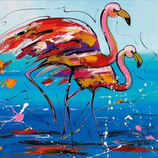 Madison Pintura De Exterior Flamenco 79x79 Cm Sch1g204  a678e7dc8e5dd