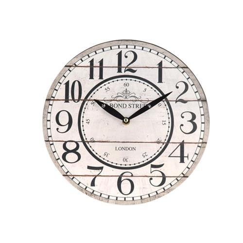3150c7d82ad2 Reloj De Pared Vintage Analógico Con Varios Diseños