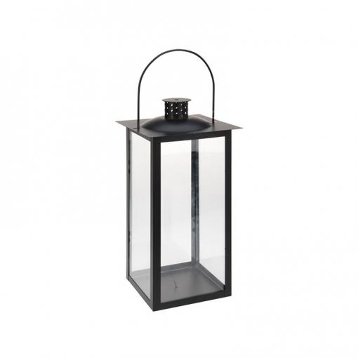 Linterna Vela 20x41 Negra | Las mejores ofertas de Carrefour