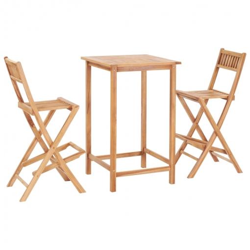 conjunto bar 1 mesa 2 sillas carrefour