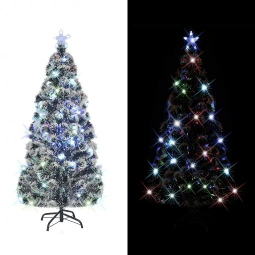 árbol De Navidad Artificial Con Soporte Led 150 Cm 1700 Ramas Vidaxl Con Ofertas En Carrefour Las Mejores Ofertas De Carrefour