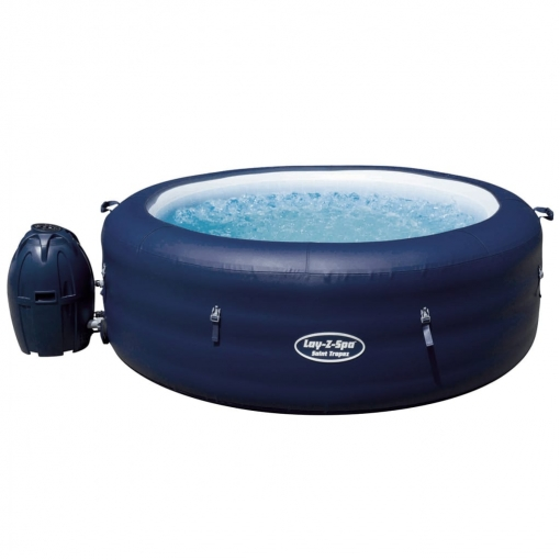 Jacuzzi hinchable beautiful whirlpool outdoor garden spa for Jacuzzi hinchable carrefour