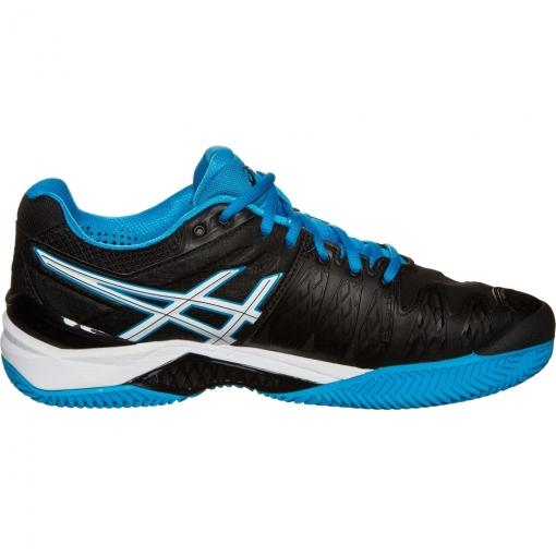 Negro E503y Asics Resolution Gel 9043 6 Azul Clay SGzMqUpV
