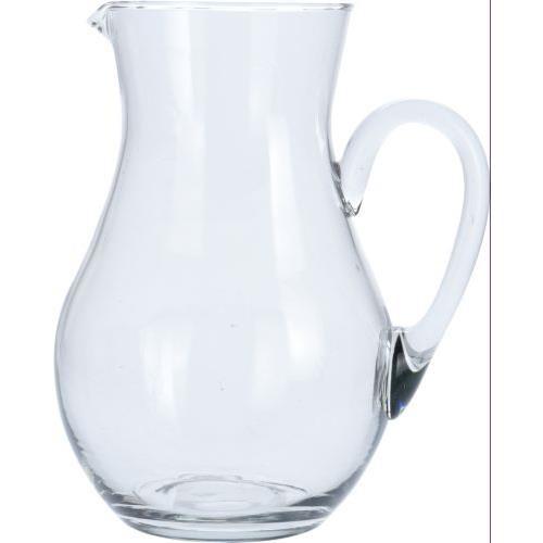 Jarra Agua Cristal Con Asa 1,5l