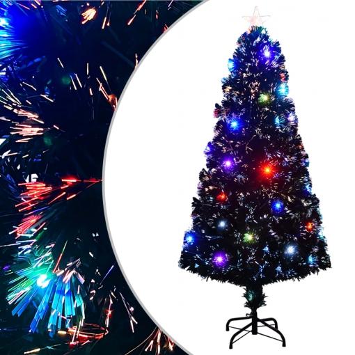 árbol De Navidad Artificial Con Soporte Led 150 Cm 170 Ramas Vidaxl Con Ofertas En Carrefour Las Mejores Ofertas De Carrefour