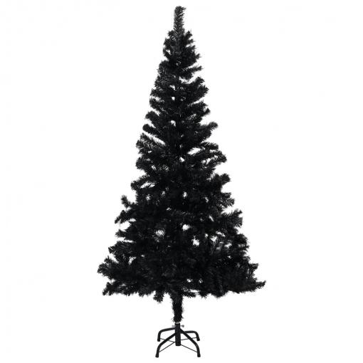 árbol De Navidad Artificial Con Soporte Negro Pvc 150 Cm Vidaxl Con Ofertas En Carrefour Las Mejores Ofertas De Carrefour