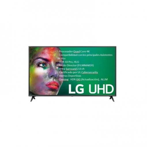 TV 139,7 cm (55 INCH) - LG 55UN711C 139,7 cm (55 INCH) 4K Ultra HD Sma