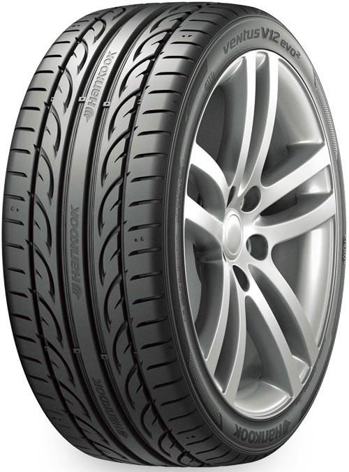 Neumático Hankook K120 Ventus V12 Evo2 255 35 R20 97y