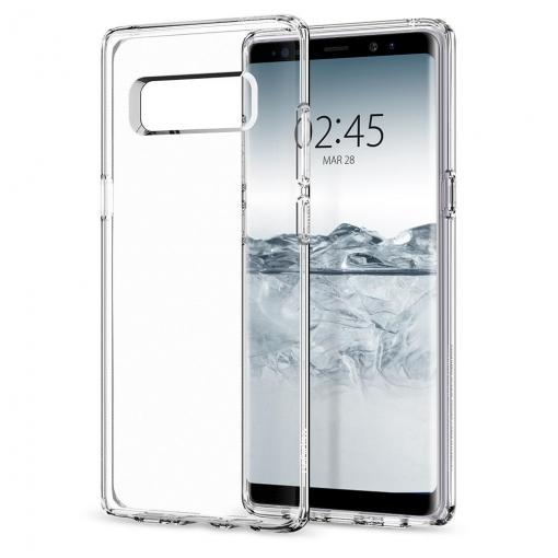 28ab5b4fa22 Funda Spigen Para Samsung Galaxy Note 8 - Sgp Liquid Crystal | Las ...