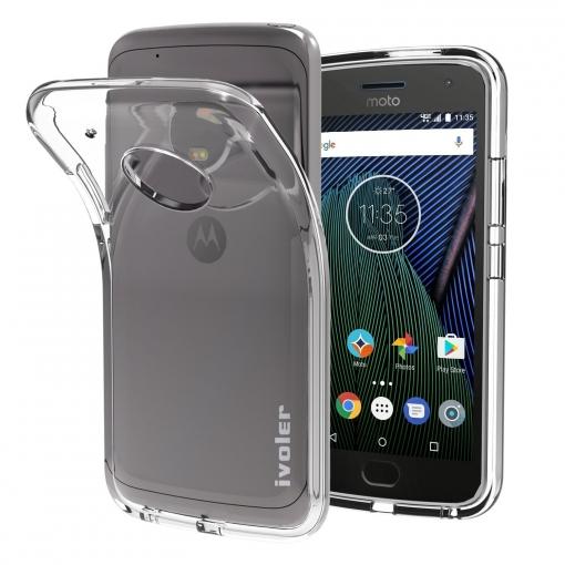 56052a955ad Funda Carcasa Doble Transparente 360º Delantera Trasera Motorola Moto G5  Plus con Ofertas en Carrefour | Las mejores ofertas de Carrefour
