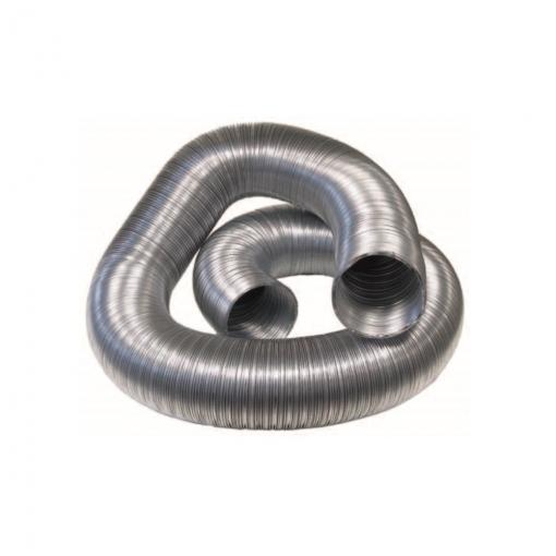 Tubo Semiflexible De Aluminio Aluminio Ø100