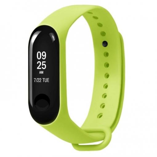 gran descuento 1f0e9 87101 Correa Recambio Smartband Xiaomi Mi Band 3 Verde