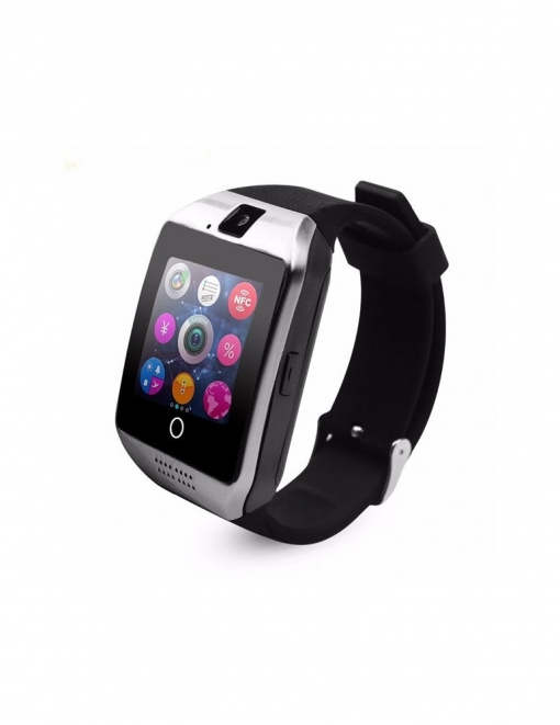 Lks Smartwatch Dz09 Multi-función Bluetooth, Con Cámara Frontal ,slot Para Tarjeta Sim Y Microsd Plata