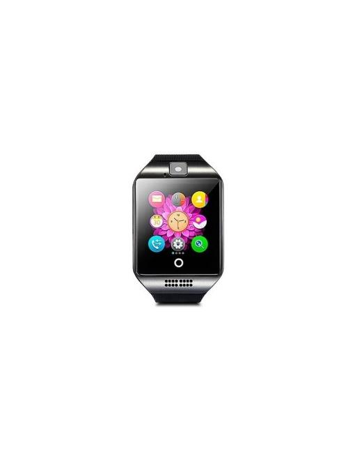 Lks Smartwatch Dz09 Multi-función Bluetooth, Con Cámara Frontal ,slot Para Tarjeta Sim Y Microsd Dark Grey