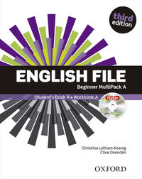 (15).(pack).english File Beginner.(st+wb Multipack A) 3ªed