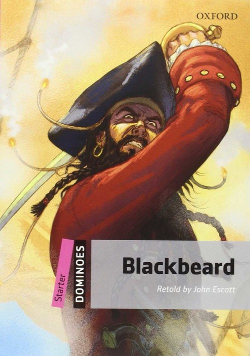 Dominoes Starter. Blackbeard Mp3 Pack