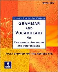 Grammar And Vocabulary For Cae (+ Key)