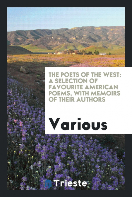 The Poets Of The West