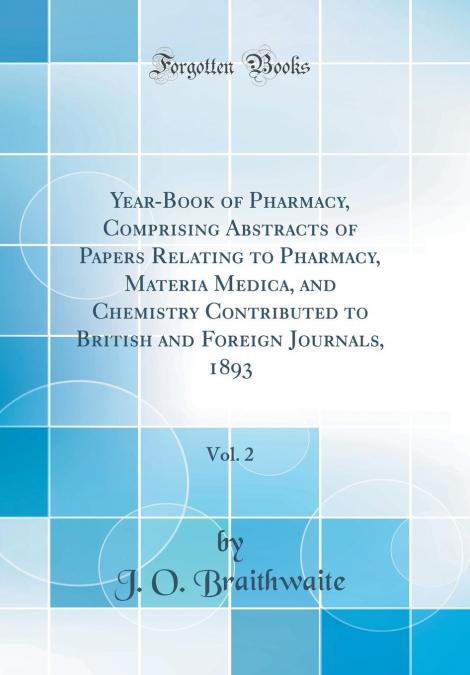 pharmacy journals