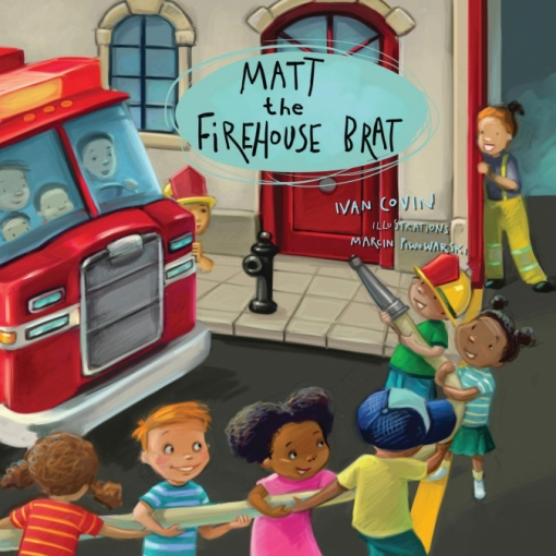 Matt The Firehouse Brat