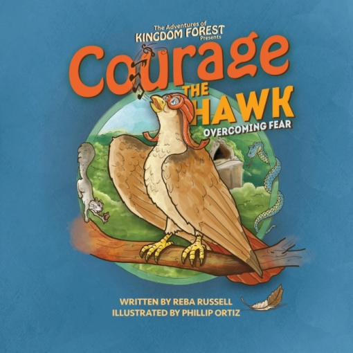 Courage The Hawk