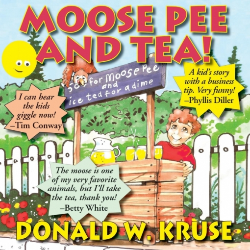 Moose Pee And Tea!