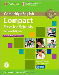 (14).compact First Schools (st+key+cdrom) (2ªed.)