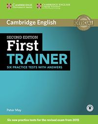 (15).first Trainer (student+key+downloadable Audio)