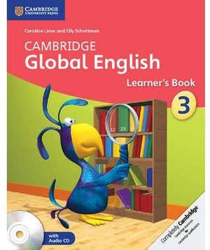 Cambridge Global English Stage 3 Learner's Book With Audio Cd