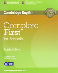 (tchs).(14).complete First Schools Teachers Book