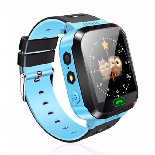 la mejor actitud 83578 c36eb Smartwatch Para Niños Sw-kidz De Smartek Con Gps Y Teléfono Color Azul
