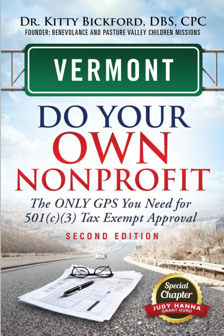 Vermont Do Your Own Nonprofit