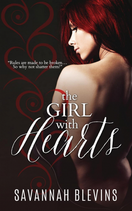 The Girl With Hearts