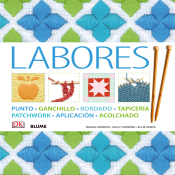 Labores Punto, Ganchillo, Bordado, Tapiceria, Patchwork, Apl