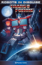 Transformers Robots In Disguise Nº 04