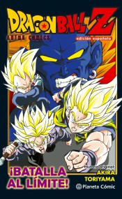 Dragon Ball Z Anime Comic ¡¡batalla Extrema!! Los Tres Grandes Super Saiyans