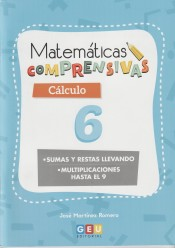 Matemáticas Comprensivas Cálculo 6